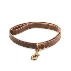 Barbour - Leather Dog Lead