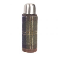 Barbour Thermosflasche Tartan