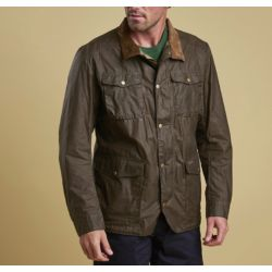 Barbour Jacke Herren - Lightweight Ogston Waxed Jacket