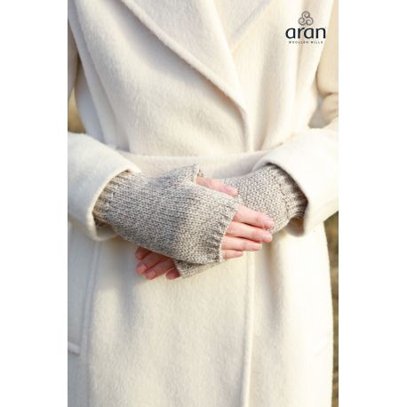 Aran Woolen Mills Mittens