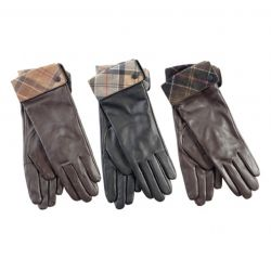 Barbour Handschuhe Damen - Lady Jane Leather Gloves