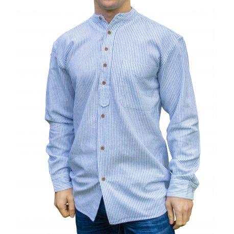 Civilian SL1422 - Stehkragenhemd