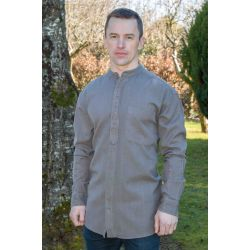 Civilian EW13 Castlerock -Stehkragenhemd