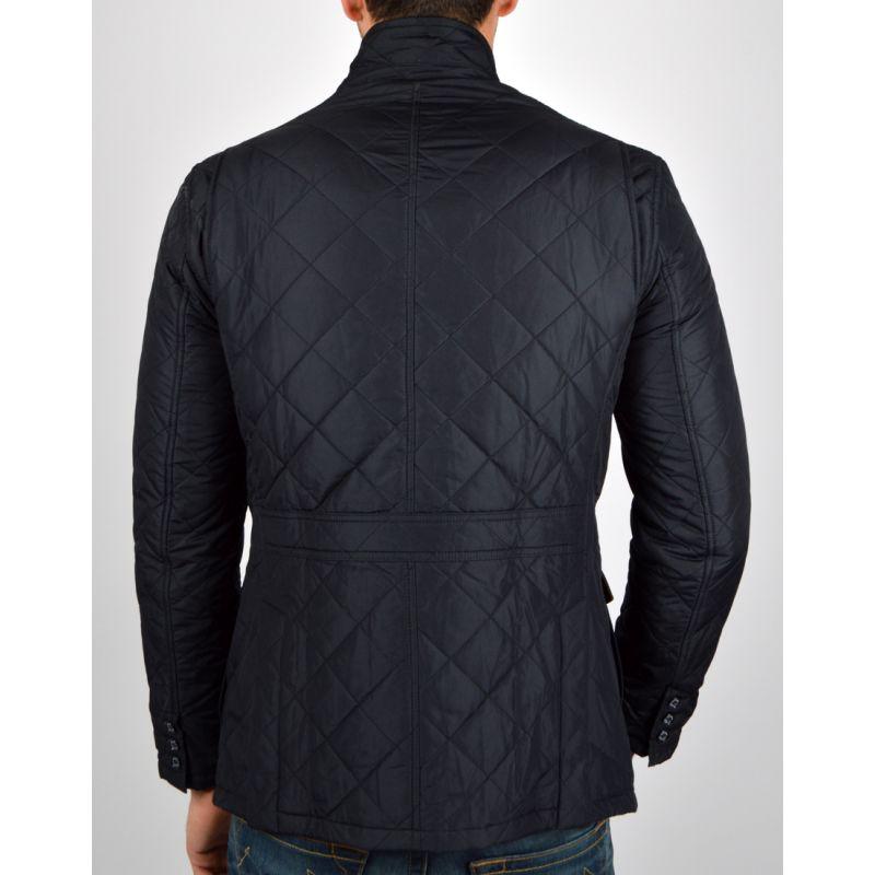 barbour jacke herren quilted lutz jacket. Black Bedroom Furniture Sets. Home Design Ideas