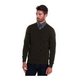 Barbour Essential Pullover Herren -Lambswool
