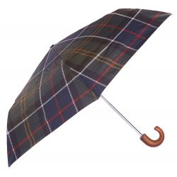 Barbour Regenschirm - Tartan min umbrella