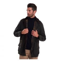 Barbour Jacke Herren – Wax Jacket Bristol