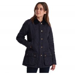Barbour Steppjacke – Beadnell Polarquit