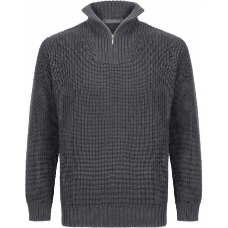 Irelandseye Troyer Herren - Reefer ribbed Sweater