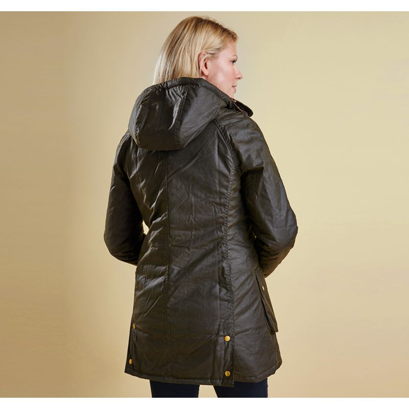 Barbour jacke damen bower