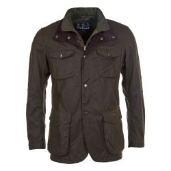 Barbour Jacke Herren - Ogston Waxed Jacket