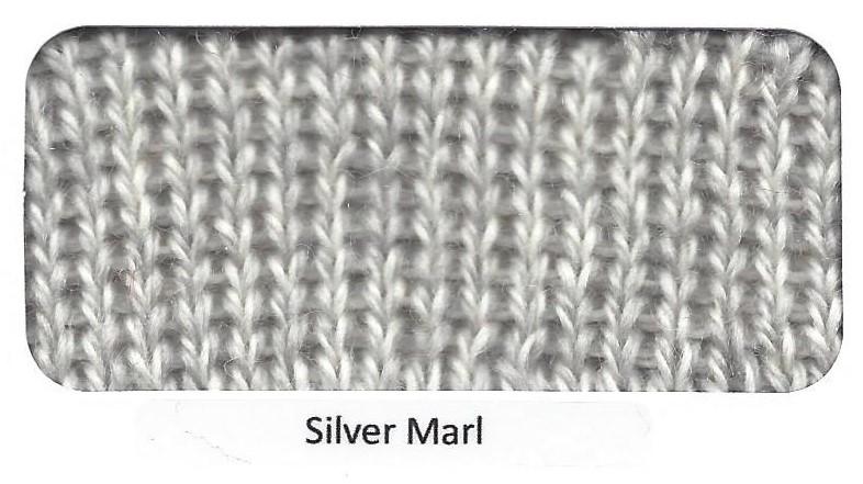 silver marl